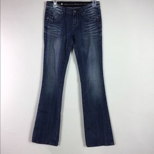 REROCK FOR EXPRESS BOOT JEANS